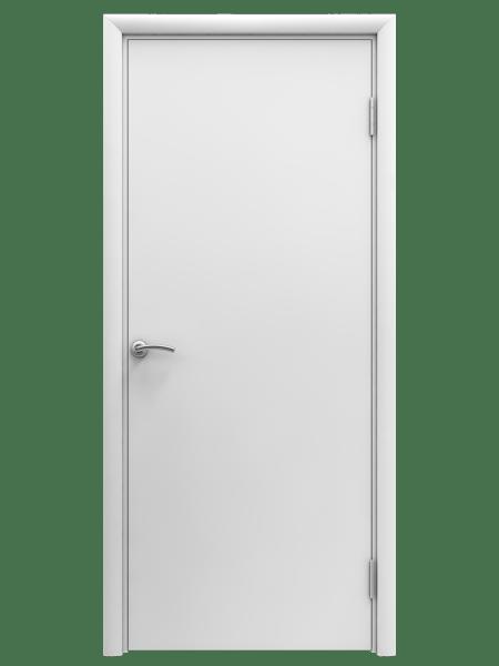Пластиковая белая дверь Aquadoor