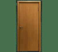 Aquadoor миланский орех пластиковая дверь