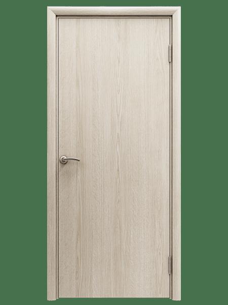 Дверь в офис или организацию цвета дуб скандинавский