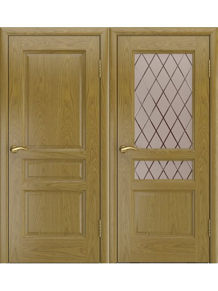 Купить дверь Анастасия дуб