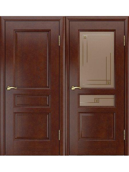 Купить дверь Анастасия темный анегри №2
