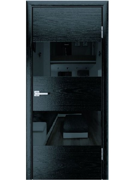 Купить дверь Гранд-3 черный ясень