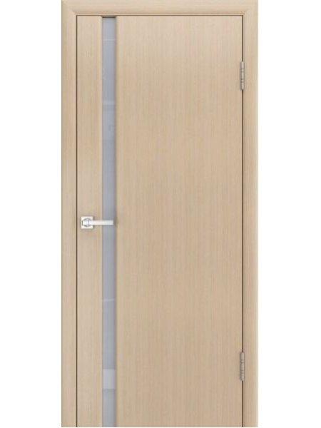 Купить дверь Модерн-1 беленый дуб