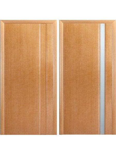Купить дверь Модерн-1 розовый дуб