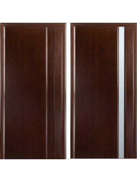 Купить дверь Модерн-1 венге