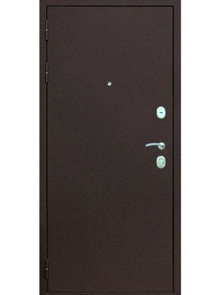 Металлическая дверь М-1 LUX с тремя контурами уплотнителя