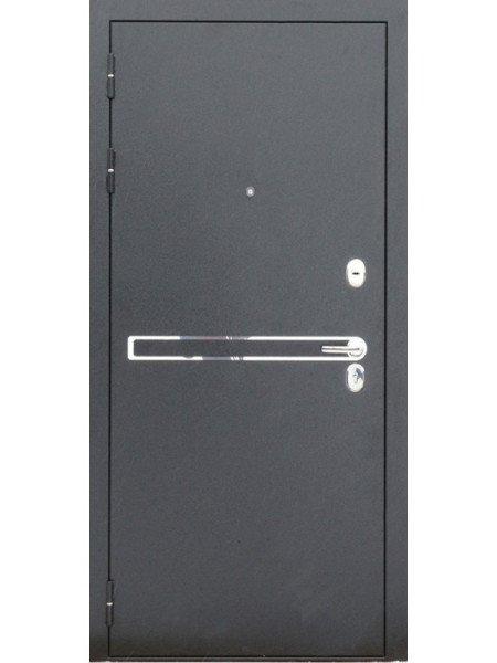 Металлическая дверь Соренто LUX с тремя контурами уплотнителя
