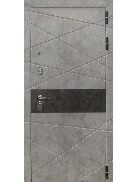 Ульяновская металлическая дверь Luxor-31