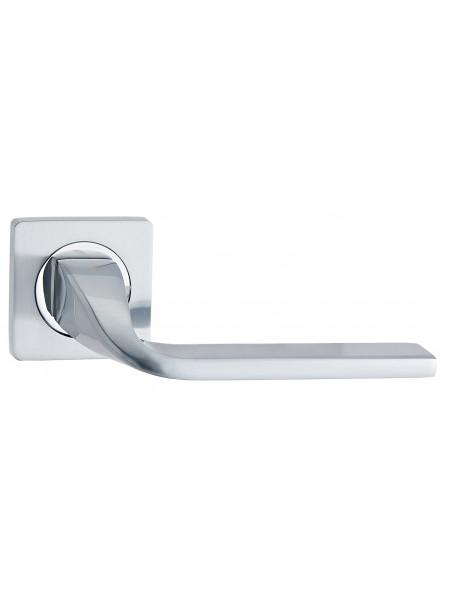 Ручка дверная Vantage V12L матовый хром