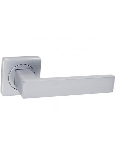 Ручка дверная Vantage V41 L-2 матовый хром