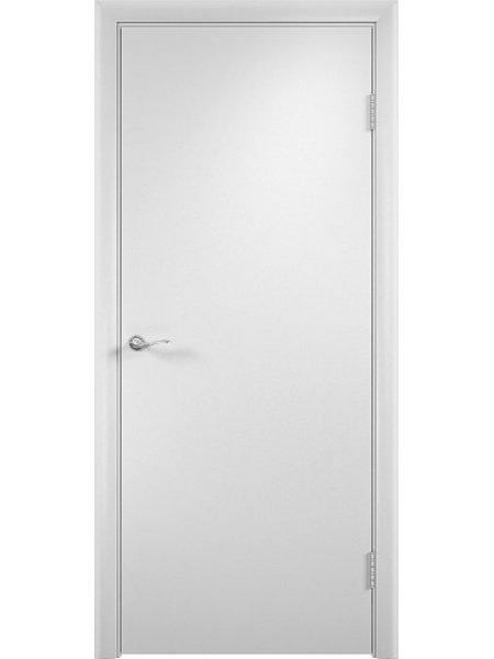 Межкомнатная дверь ДПГ белая