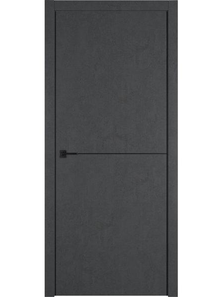 Межкомнатная дверь в стиле лофт Urban 1 Jet Loft