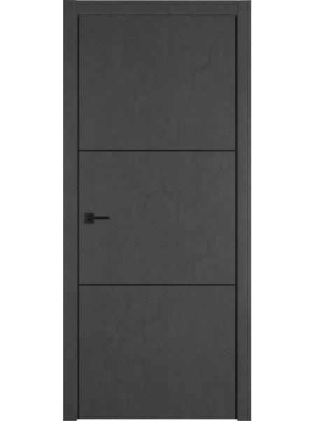 Межкомнатная дверь в стиле лофт Urban 2 Jet Loft