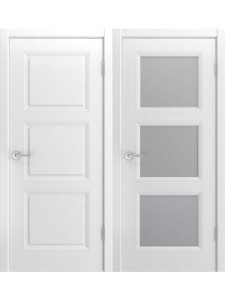 Bellini 333 белая эмаль