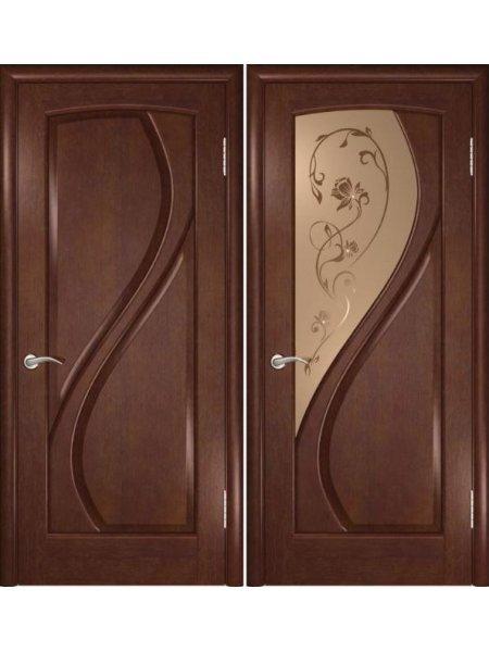 Двери ульяновские Дионит анегри шоколад купить в Москве