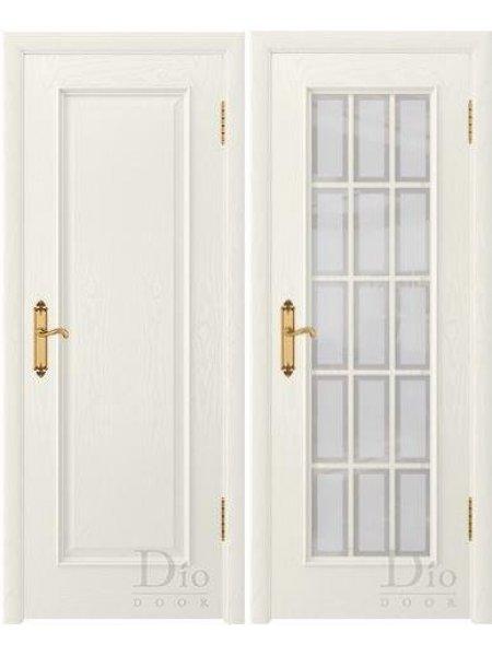 Купить дверь Криста-2 эмаль жасмин от производителя DioDoor