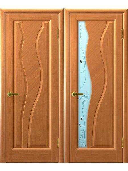 Двери ульяновские Торнадо светлый анегри тон 34 купить в Москве