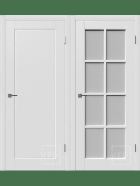 Porta (20) Polar белая эмаль