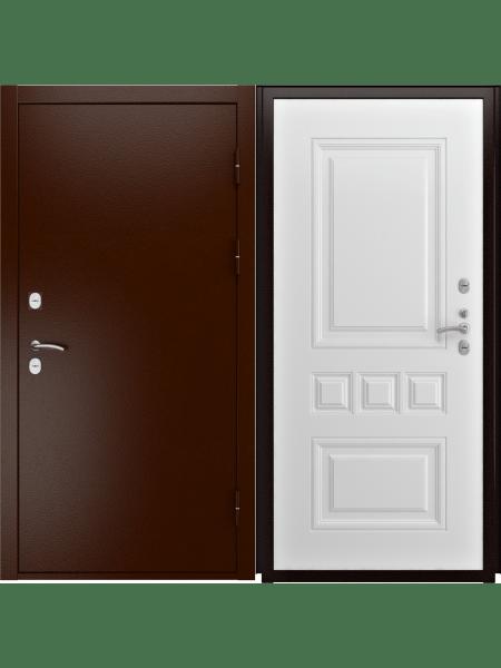 Ульяновская металлическая дверь с терморазрывом Luxor Термо